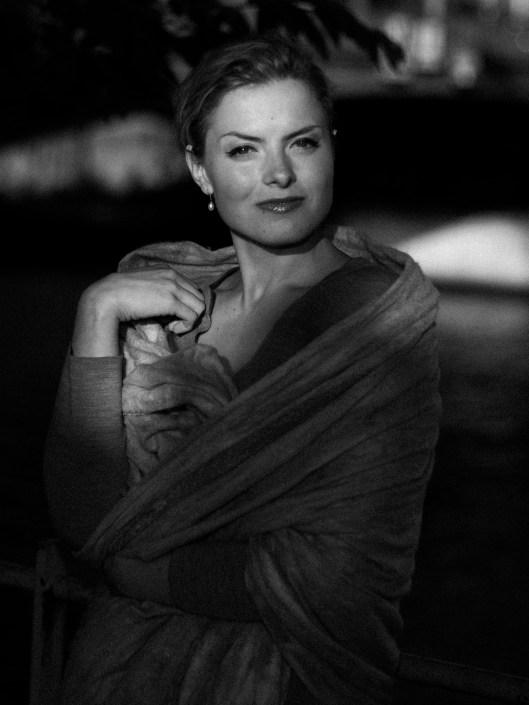 portrait of Kateryna Zhulai