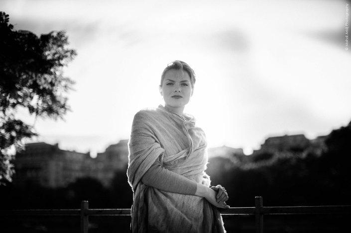 Kateryna Zhulai - portrait