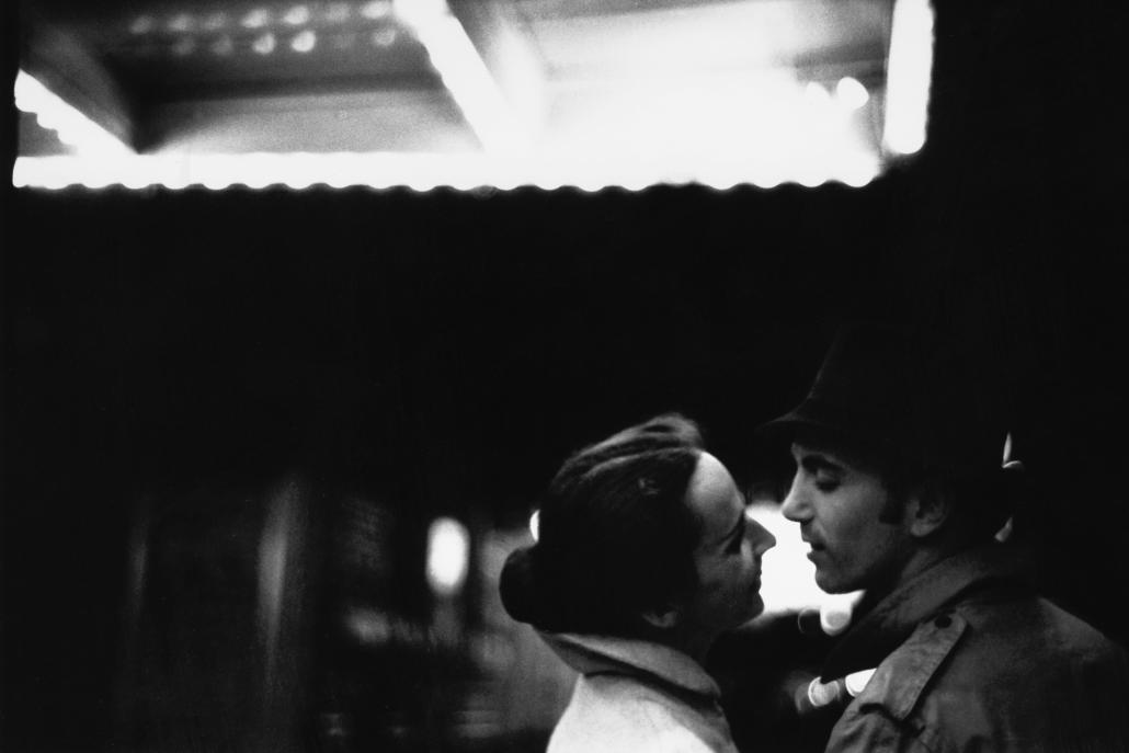 Saul Leiter: Early Black and White Photographs 2