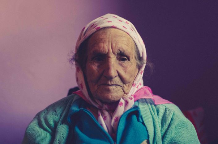 Azeffoun setssi - Ma grand mère - My grandma