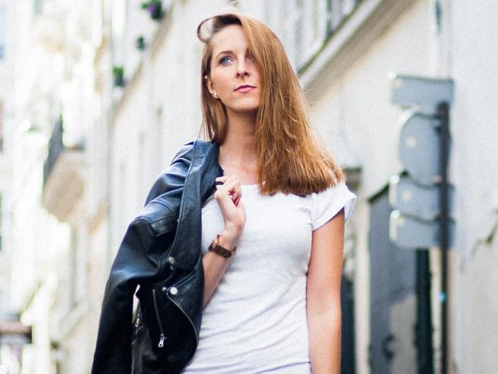 Silvi shooting photo Paris – Modele Tcheque – Czech model
