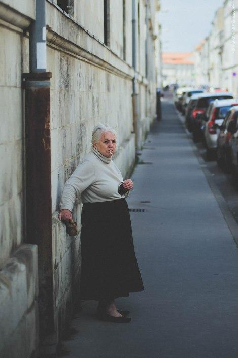 Retirement - Place clichy - Paris - Street photography