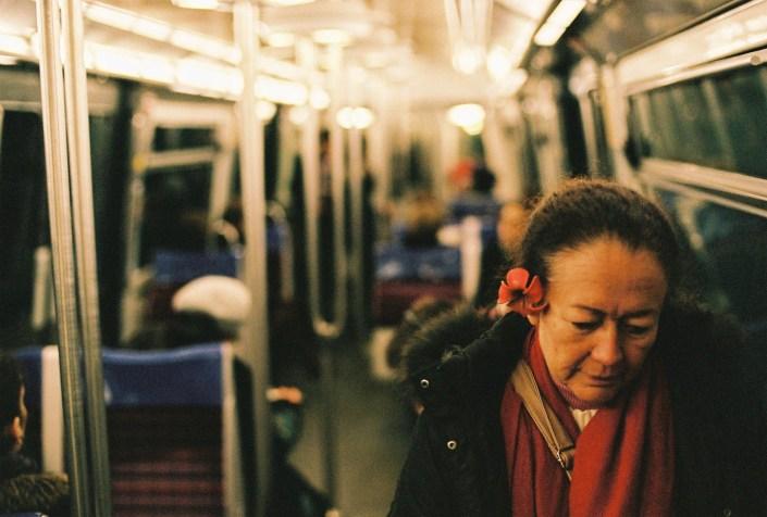 Reflective - Metro 13 - Street photography