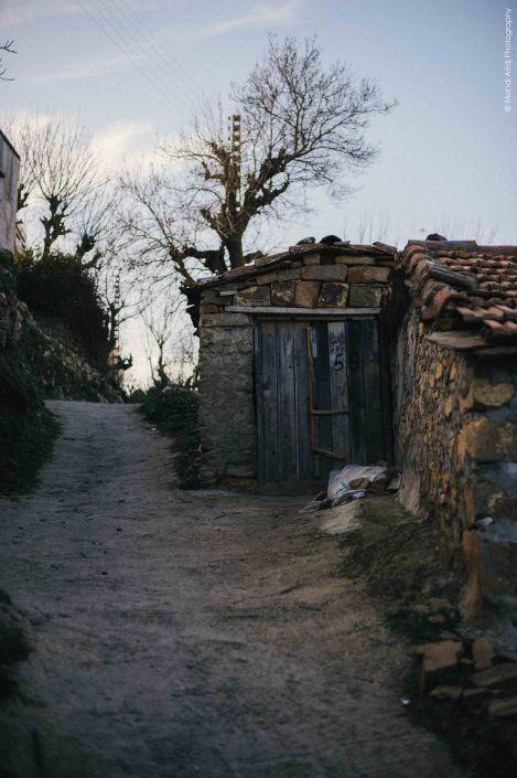 Azeffoun vieux village