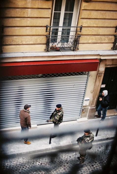 Emergency state -Paris - Vigipirate - Je suis charlie - Etat d'urgence - Mahdi Aridj Photography