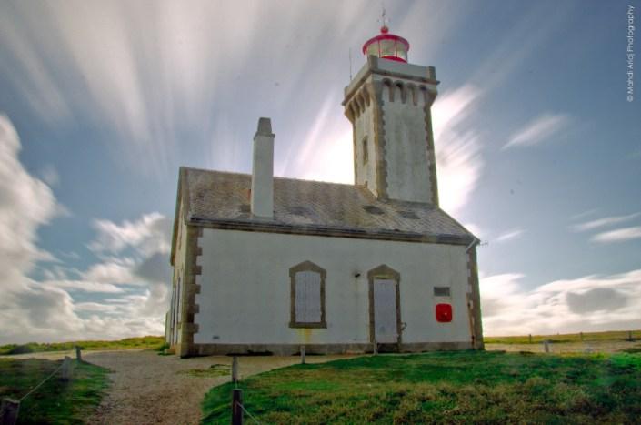 Le phare des poulians - Belle ile en mer