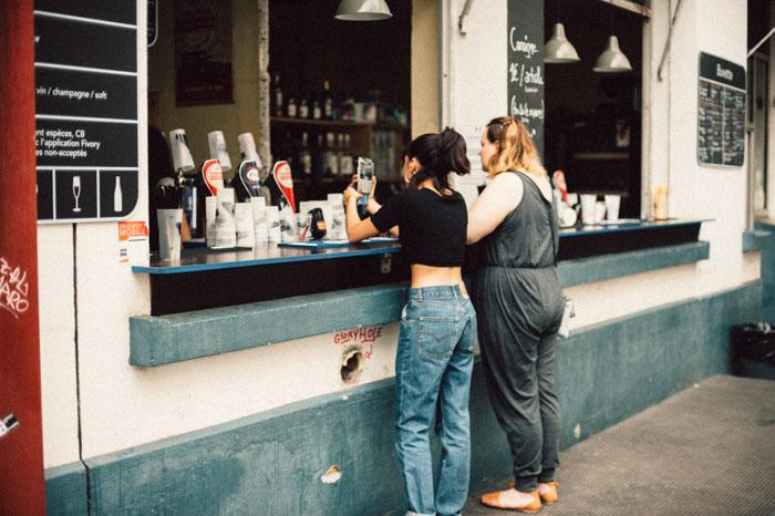 Street photography Paris - July 2016 1