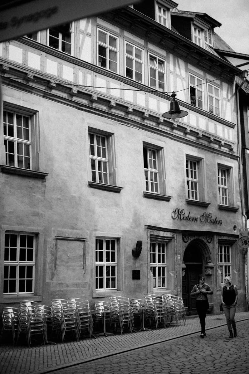 Erfurt - Photographie de rue 3