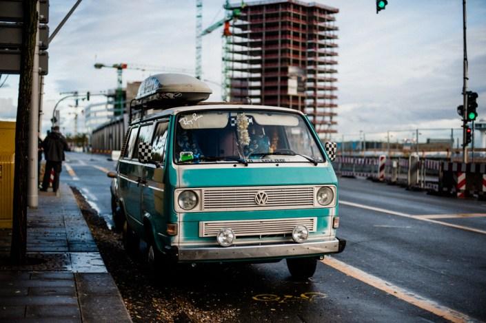 Bulli - Hafen city - Hamburg
