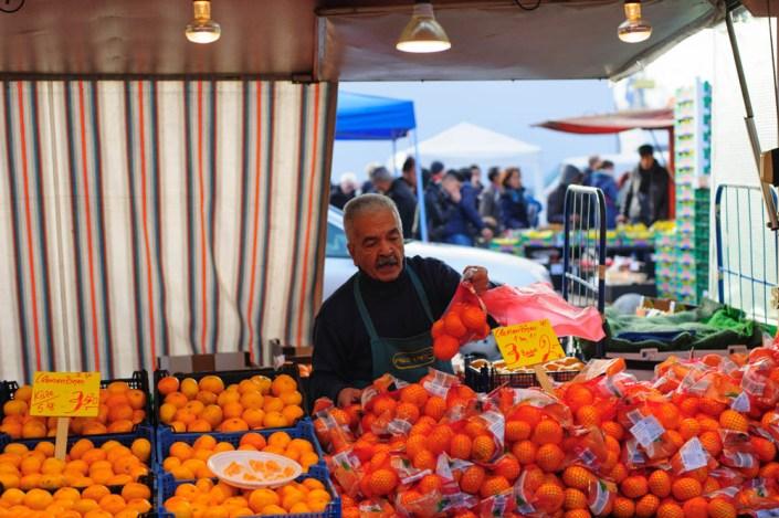 Hamburg fish market - Fischmarkt 27