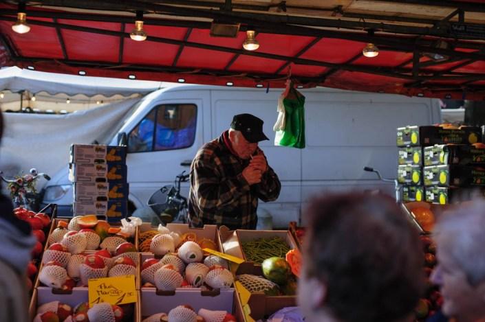 Hamburg fish market - Fischmarkt 2