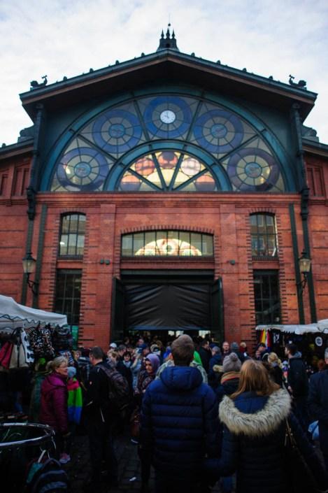 Hamburg fish market - Fischmarkt 7