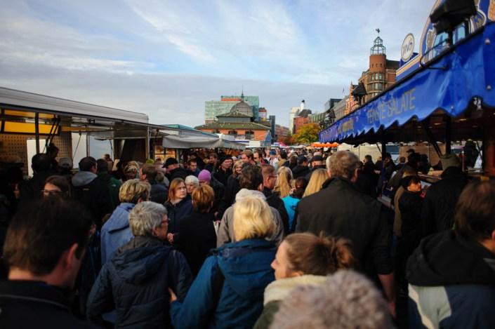 Hamburg fish market - Fischmarkt 17