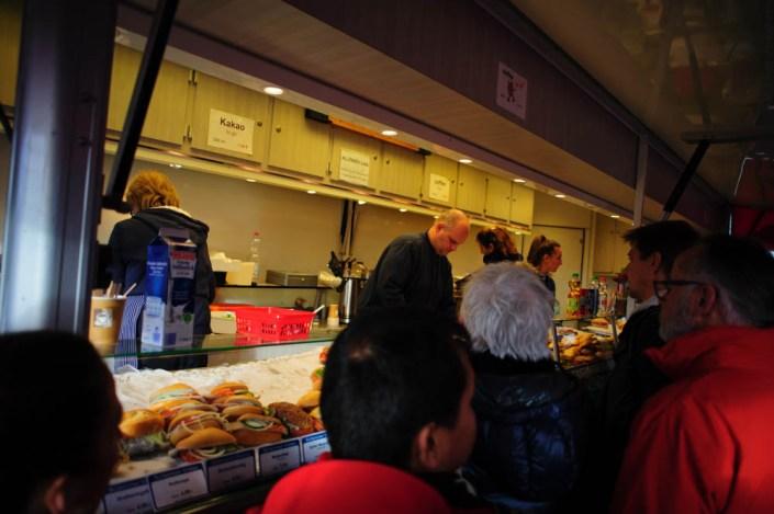 Hamburg fish market - Fischmarkt 21