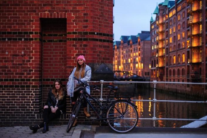 Musical performers in Hamburg - Clara & Melanie 5