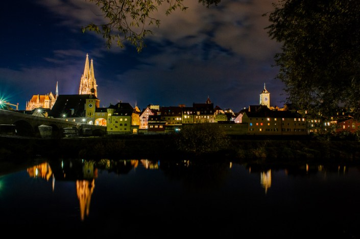 Visiting Regensburg in Autumn 10
