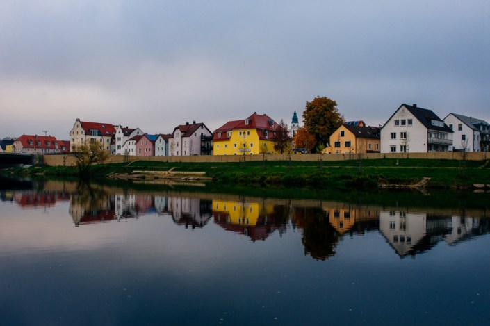 Visiting Regensburg in Autumn 13