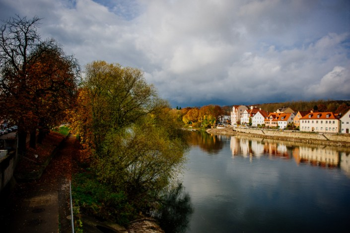 Visiting Regensburg in Autumn 2