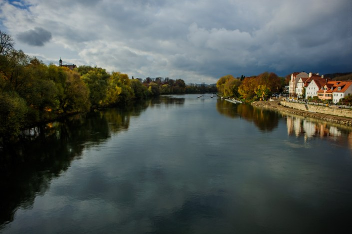 Visiting Regensburg in Autumn 3