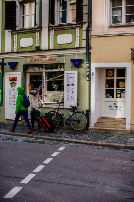 Visiting Regensburg in Autumn 4