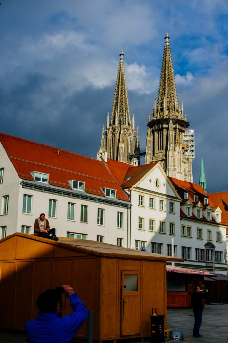 Visiting Regensburg in Autumn 7