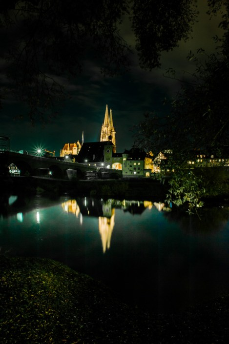 Visiting Regensburg in Autumn 9
