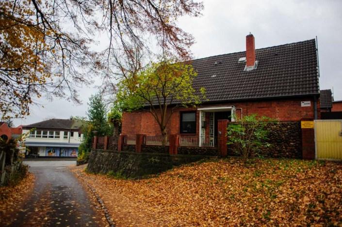 Schlutup - one day of autumn 11