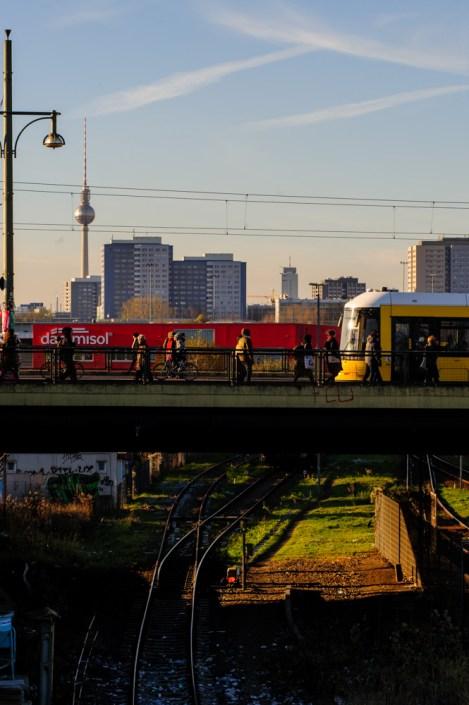 Warschauer Straße - Berlin 4