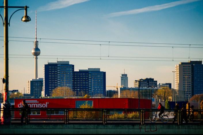 Warschauer Straße - Berlin 17