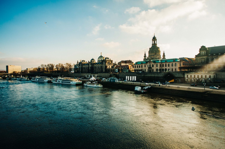 Dresde photographie de rue - Street photography Dresden