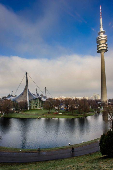 Parc olympique de Munich 1