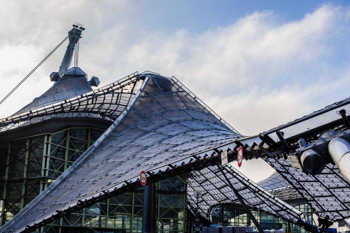 Parc olympique de Munich 34