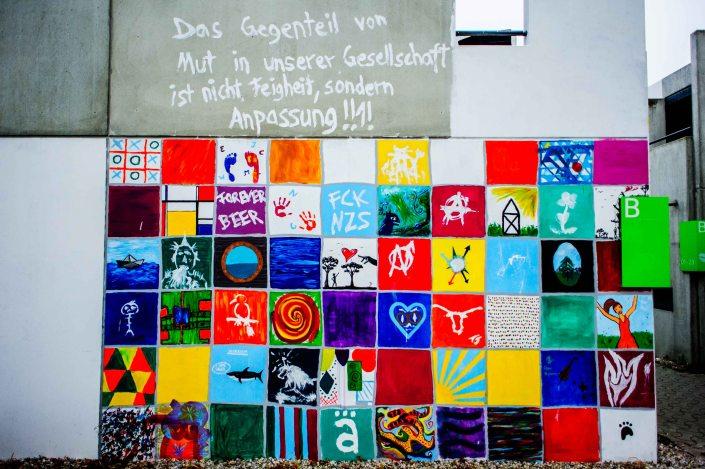 Village olympique de Munich reconverti en cité universitaire 44