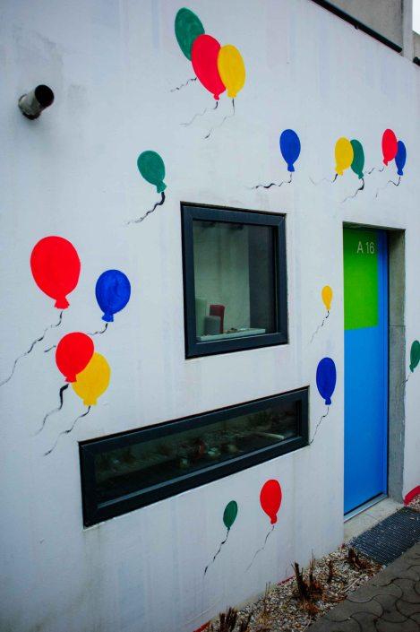 Village olympique de Munich reconverti en cité universitaire 48