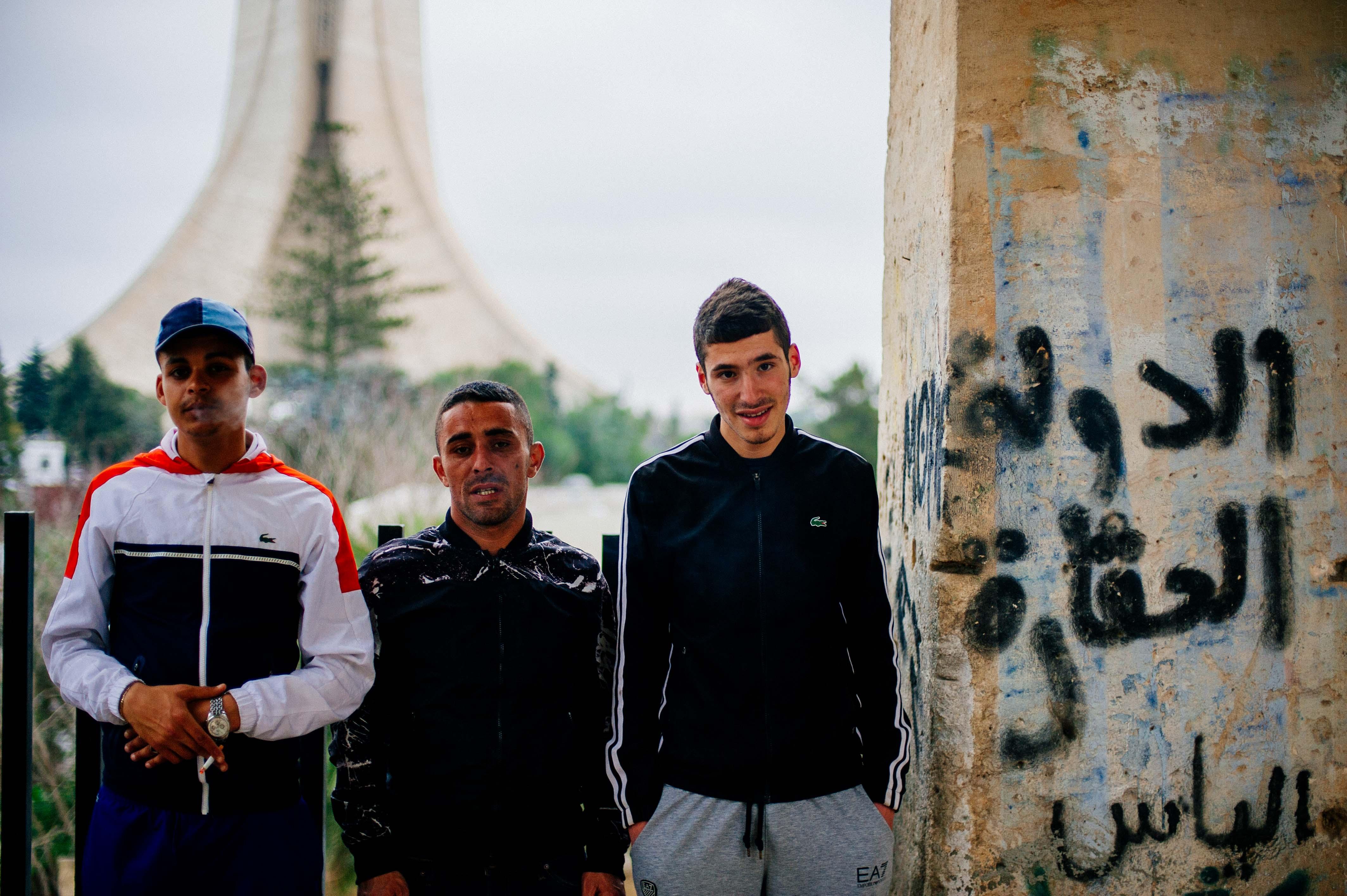 Maqam Echahid - Mémorial du martyr - Alger 4