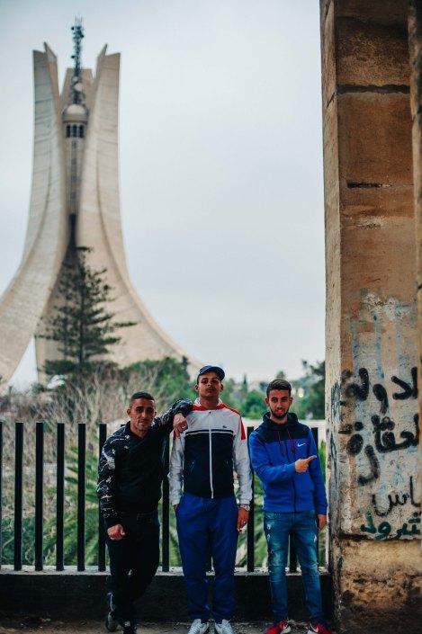 Maqam Echahid - Mémorial du martyr - Alger 5