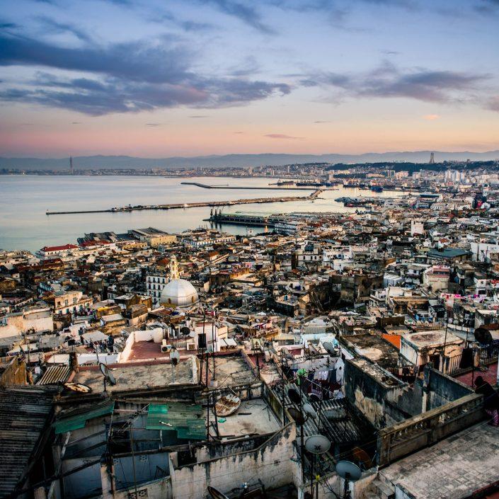 Photos de la Casbah d'Alger