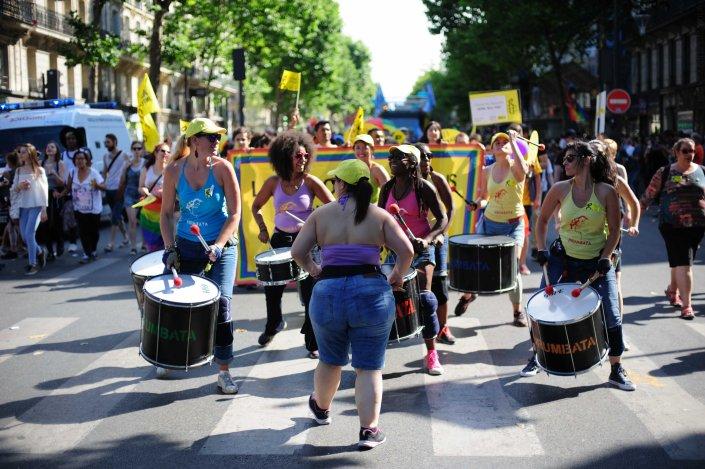 Marche des fiertés | Paris 2017 128