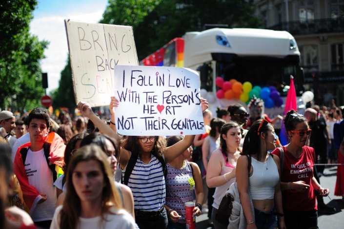 Marche des fiertés | Paris 2017 118