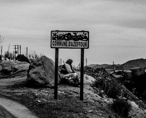 Sur la route d'Azeffoun - a trip toAzeffoun