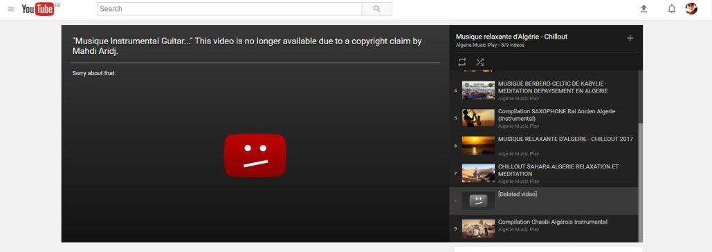 Copyright et non-respect des droits d'auteur en Algérie 3