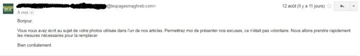 Copyright et non-respect des droits d'auteur en Algérie 11