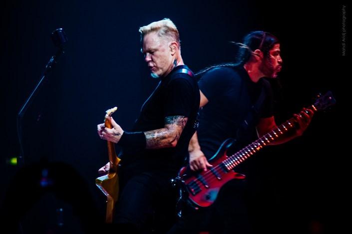 Metallica in Paris - Metallica à Paris - 2017