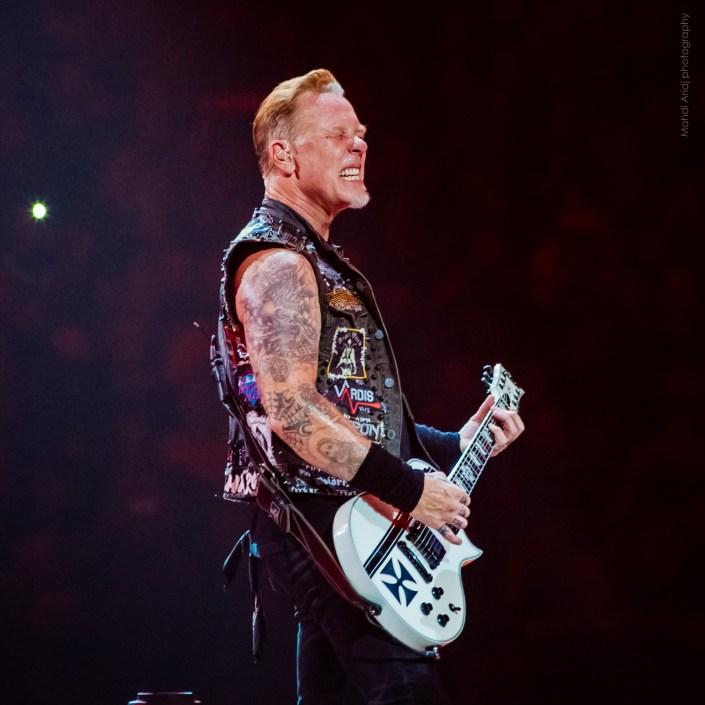 Metallica in Paris - Metallica à Paris - Metinparis - 2017