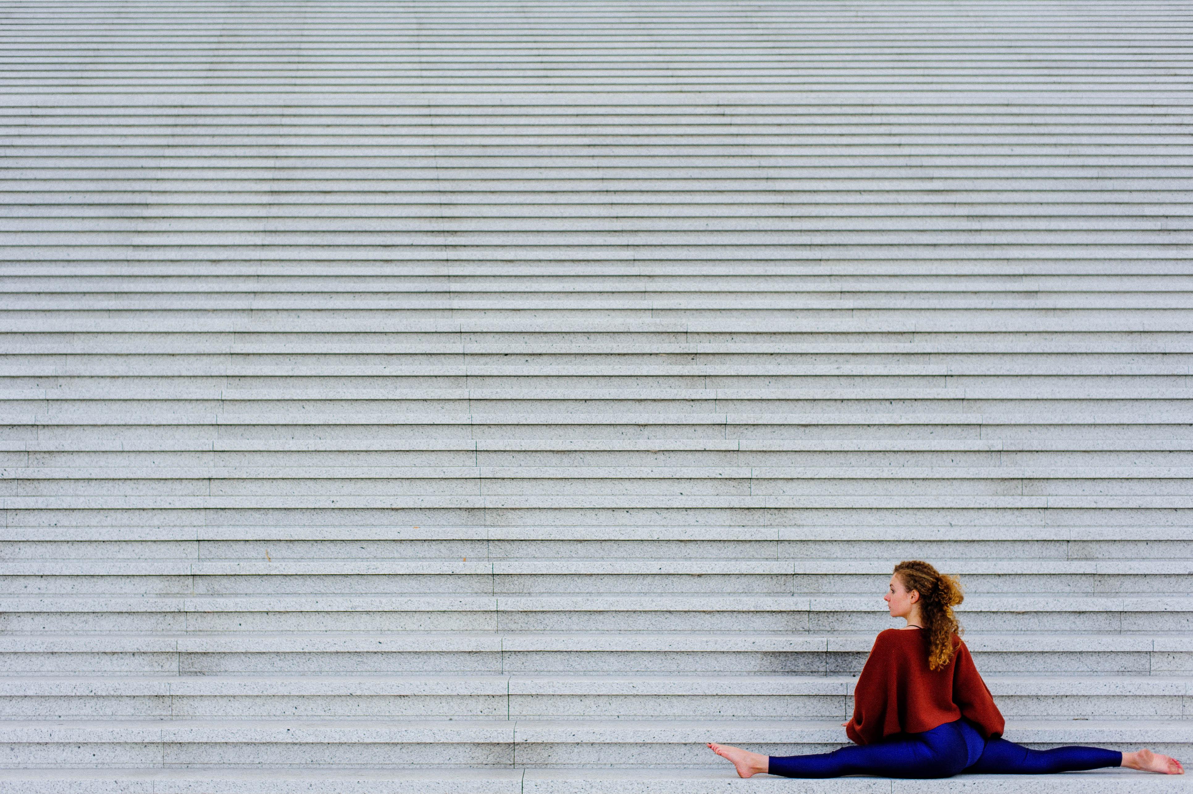Souplesse et rigidité - Yoga à la grande arche 20