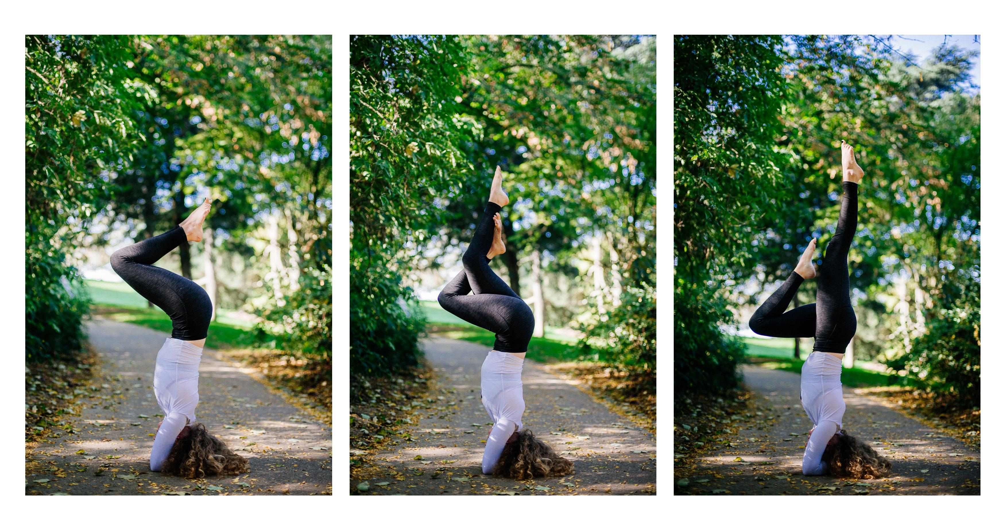 Yoga in Paris - Photography of Yoga Paris
