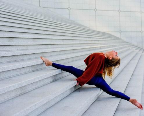 Souplesse et rigidité Yoga à la grande arche