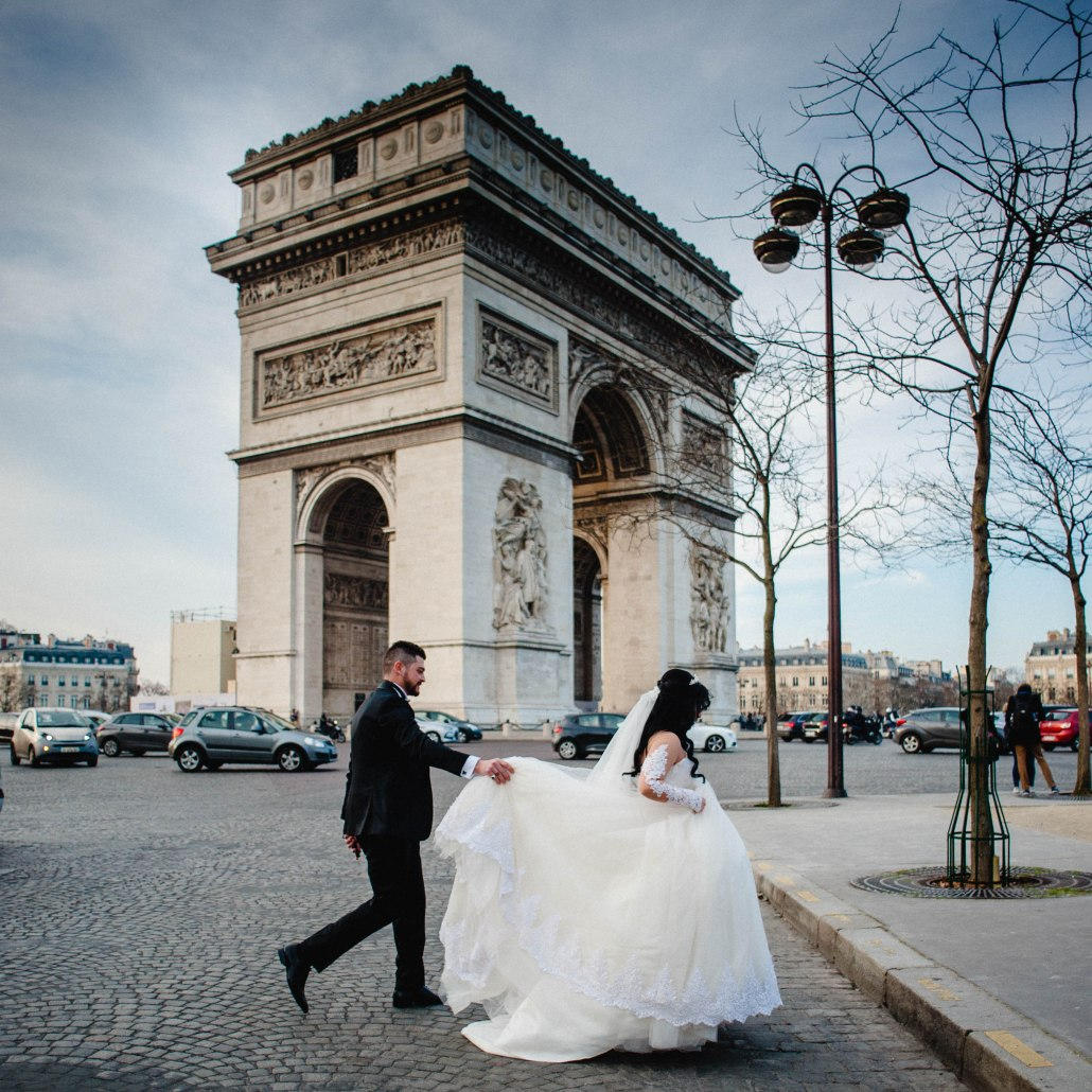 Lebanese wedding in Paris 14