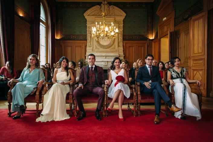Mariage Algérien à Paris 6