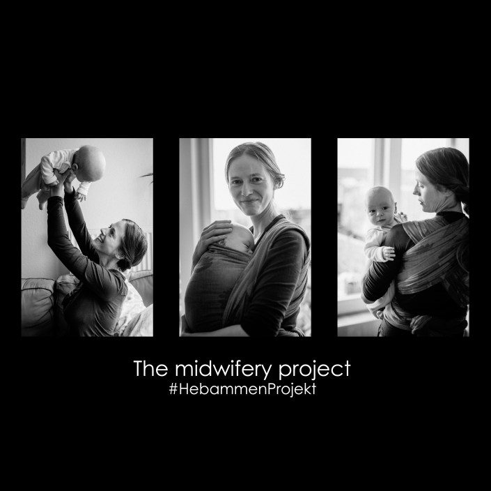 La grossesse n'est pas une maladie #HebammenProjekt